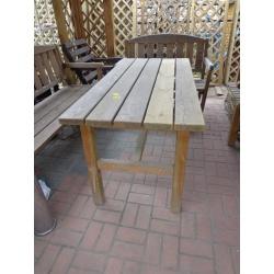 Stół do ławek angielskich