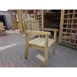 Krzesło w stylu angielskim